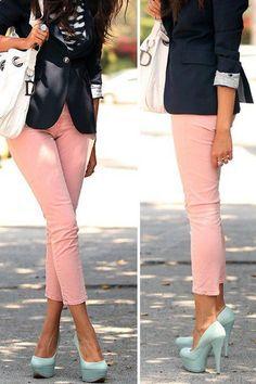 Light-pink-jeans-black-jacket-white-dior-bag-light-blue-heels_400