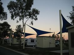 Site accommodation - Ensuite Site Standard - BIG4 Deniliquin Holiday Park. Enjoy the privacy and comfort of your private ensuite when bringing your own home to Deniliquin.