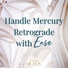 """Mercury is retrograde again… everyone, bunker down and hide! 🤣 Just kidding, there's no need to panic - which is what most people tend to do when they hear """"Mercury Retrograde"""" approaching. Take the usual Mercury retrograde precautions and you'll be just fine! Emotionally Drained, Collective Consciousness, Four Letter Words, Cellular Level, Mercury Retrograde, Life Happens, Body And Soul, Divine Feminine, Just Kidding"""
