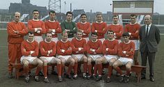 Manchester United Champions 1964/65
