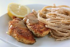 Chicken Piccata. http://mommahenskitchen.blogspot.com/2011/02/chicken-piccata.html