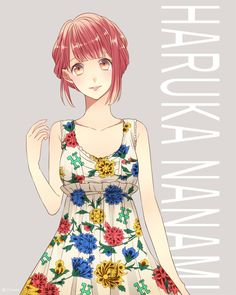 Uta no☆prince-sama♪, Nanami Haruka, Collarbone, Bob Cut, Sleeveless Dress