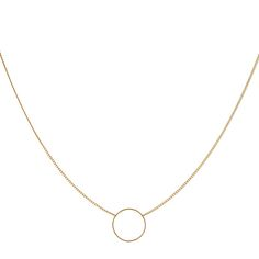 Jane Hollinger Jewelry - NECKLACES - Circles / Ovals - Coco