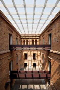 Pinacoteca do Estado, São Paulo, Brazil. Brazilian architect Paulo Mendes da Rocha is to be awarded the Golden Lion for lifetime achievement at the Venice Architecture Biennale later this month.