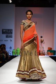 Ekru at Wills Lifestyle India Fashion Week Autumn Winter 2013