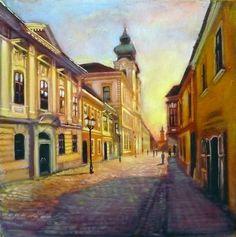 Győr -, Pusztai Csaba Hungary Travel, My Heritage, Folk Art, Art Gallery, Landscapes, Amazing, Pictures, Paisajes, Photos