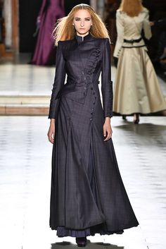 Fashion Details, Fashion Ideas, Runway Fashion, Fashion Show, Haute Couture Designers, Classic Style, My Style, Character Outfits, Story Inspiration