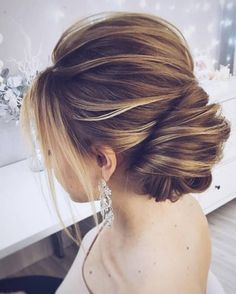 Wedding Hairstyles : Long wedding updo hairstyles from tonyastylist #weddingupdos #weddinghairstyles