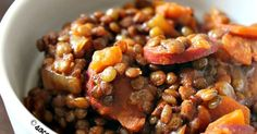 Lentilles au chorizo                                                                                                                               … | Pinteres…