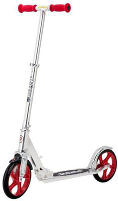 NEW Razor Lux Scooter Adult Folding Kick Aluminum Rear Brake Red Freestyle for sale online Best Scooter For Kids, Kids Scooter, Pro Scooters, Rear Brakes, Electric Scooter, Tricycle, Stunts, Kids Boys, Best Gifts