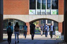 University of Sussex / entrance