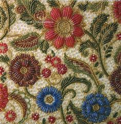 Beaded Embroidery is stunning