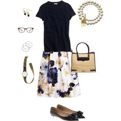 OOTD 5/5/12, created by jlcl119 on Polyvore