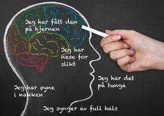 Metaforer på hjernen