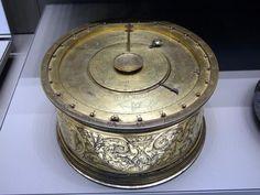 Pendule de table 1525 - Jacob Zech - Prague