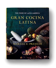 Gran Cocina Latina is just one of our picks for the top cookbooks of the fall season