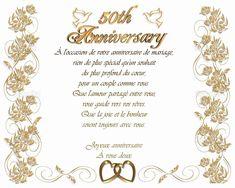 Carte Invitation Anniversaire 40 Ans Mariage Gratuite Imprimer