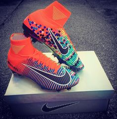 First pair of boots I've bought in a while, and what a pair of boots they are. The limited edition Nike ...
