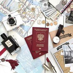 Grab my passport and my hand.