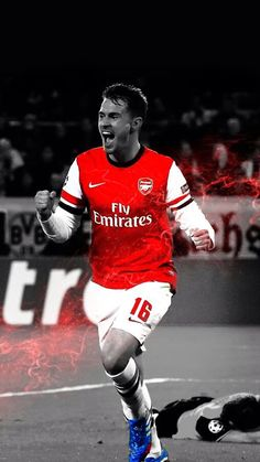 a1f02a8296b Aaron Ramsey. Rodwell Stephens · Arsenal