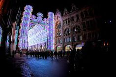 images projected on buildings - Google Search