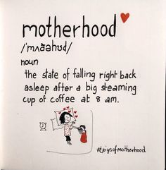 #joysofmotherhood: Motherhood