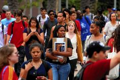 A total of 13,000 students transferred to UC from California community colleges during the 2012-13 school year, according to a UC report. It also showed very large transfer disparities among the colleges.