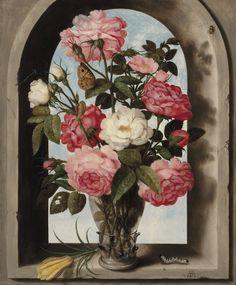 Ambrosius Bosschaert the Elder (1573-1621) ––  (1280x1546)