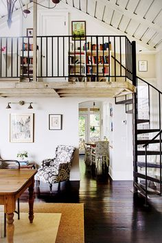 Genius loft stair for tiny house ideas (69)