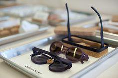 goegl uses parametrics   3D printing for customizable cork eyewear - designboom   architecture