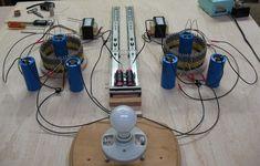 Hendershot generator Energy Harvesting, Energy Saver, Energy Projects, Nikola Tesla, Energy Technology, Alternative Energy, Science Projects, Renewable Energy, Arduino