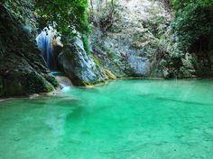 Walking trails Rabac Istria