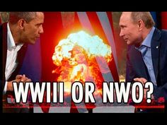The Real Reason Putin Hates Obama and Clinton, and Wants Trump To Win (Video) Abu Bakr Al Baghdadi, Meeting Of The Minds, Obama Clinton, Pagan Gods, Global Conflict, World Religions, Papa Francisco, New World Order, World Leaders