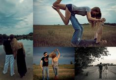 Cute country couple pix