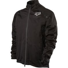 The Fox Racing Downpour Men's Jacket is great in any weather.