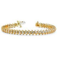 Diamantring   Diamantarmband   Diamantschmuck  Diamantarmband mit 2.00 Karat  Diamanten aus 585er . 41cd8c3bc2d05