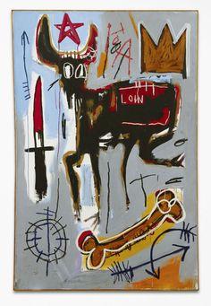 Loin, 1982 Jean-Michel Basquiat