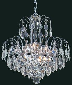 Beautiful Crystal Chandelier Markham / York Region Toronto (GTA ...
