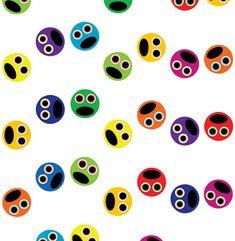 gif art trippy cute rainbow Cool cartoon psychedelic animation digital art optical illusion artists on tumblr smiley op art hypnotic computer art GIF art emojis