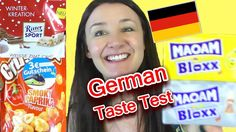 German Taste Test Ritter Sport Crustics Akora and more