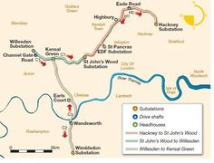 london power tunnels - Yahoo Image Search results