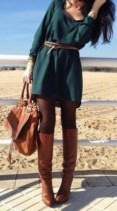 Outfits de invierno super fashion
