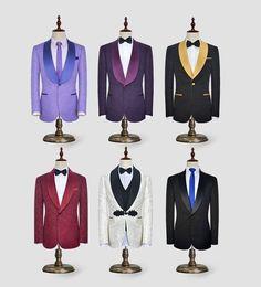 New wedding groom custom tailor suit-mens fashion