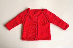 marianna's lazy daisy days: Max newborn Baby Cardigan Jacket - with eyelet raglan detailing , also a nice cable version