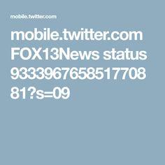 mobile.twitter.com FOX13News status 933396765851770881?s=09