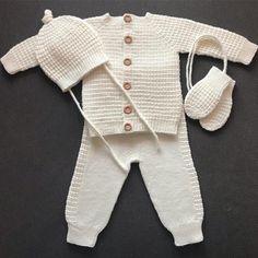 Hentesett til lille i magehuse💖👶🏼 - strikkbylina Knitting For Kids, Baby Dress, Knits, Sweaters, Healthy Recipes, Dresses, Fashion, Vestidos, Moda