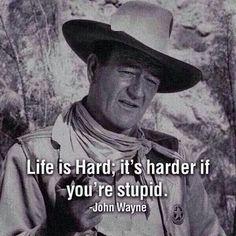 Wise words Mr. Wayne