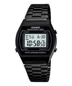 17775c47200 Na Relógios de Fábrica você encontra o Relogio Unissex Casio Vintage Digital  B640WB-1ADF com