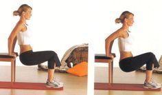 Esercizi braccia, seno pettorali, spalle programma di allenamento per la ginnastica in casa fai-da-te