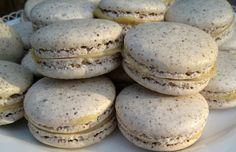 Bubble and Sweet: Hazelnut macaron with white chocolate chai ganache Mactweets 13
